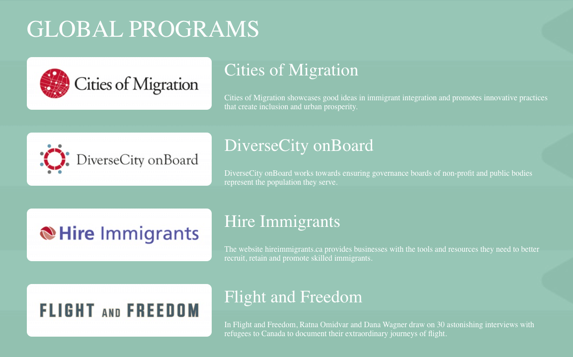 global-programs